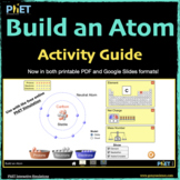 PhET Build an Atom activity guide