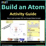 PhET Build an Atom activity guide