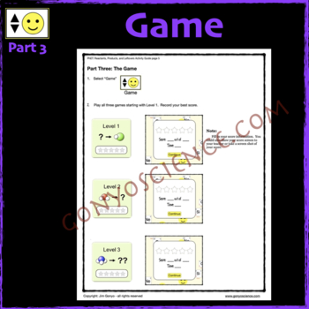 PhET Reactants, Products, and Leftovers Activity Guide by ...