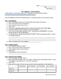 PhET Simulation Natural Selection Guided Worksheet