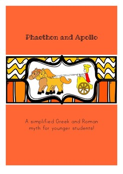 Phaethon and Apollo - Greek and Roman Myth