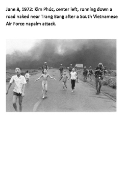 Phan Ti Kim Phúc - Vietnam War