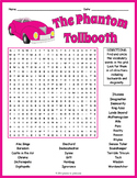 Phantom Tollbooth Word Search