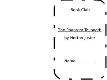 Phantom Tollbooth Book Club