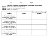 Phantom Tollbooth Figurative Language and Evidence