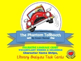 Phantom Tollbooth: Idiomatic Expressions, Vocab, Character