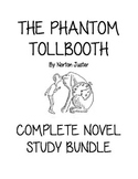 Phantom Tollbooth Novel Study Bundle