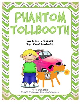 Phantom Tollbooth - Novel Unit