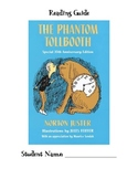 Phantom Tollbooth Reading Guide