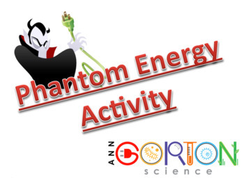 Phantom (Vampire) Energy -  energy conservation
