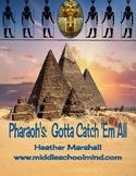 Pharaoh Cards