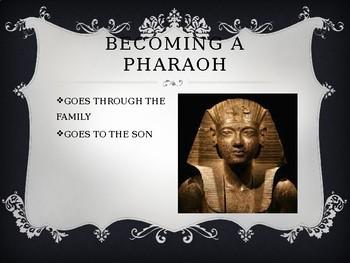 Pharaohs Notes