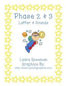 Phase 2 & 3 Letter Sounds