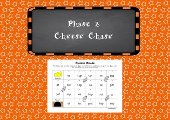Phase 2 - Cheese Chase