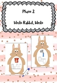 Phase 2- Easter/Spring Phoneme Frames (Rabbit)