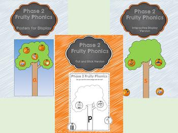 Phase 2 - Fruity Phonics