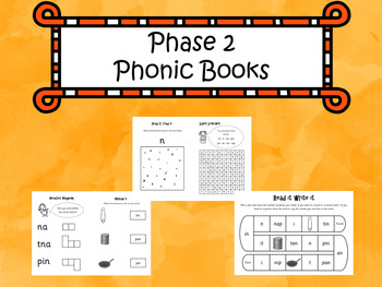 Phase 2 - Phonic Books