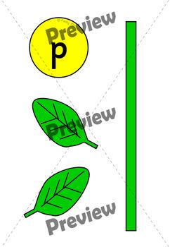 Phase 2 - Phonic Flowers
