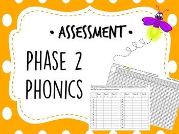 Phase 2 Phonics Assessment