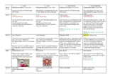 Phase 2 Phonics Planning - 11 Week's of Planning
