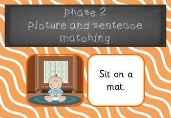 Phase 2 Picture and Sentence Matching