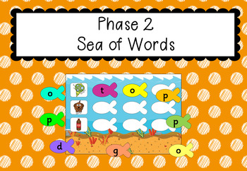 Phase 2 Sea of Words