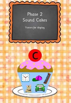 Phase 2 Sound Cakes