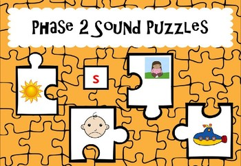 Phase 2 - Sound Puzzles