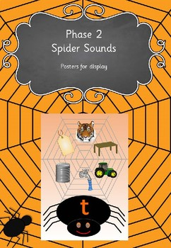 Phase 2 Spider Sounds