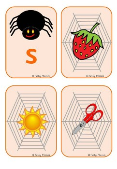 Phase 2 Spider Sounds Card Games