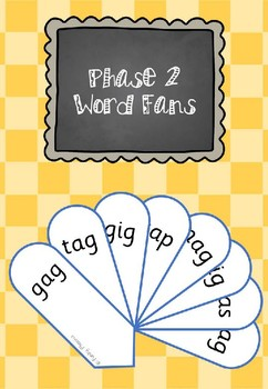 Phase 2 - Word Fans