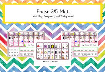 Phase 3/5 Mats