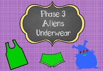 Phase 3 - Aliens Underwear