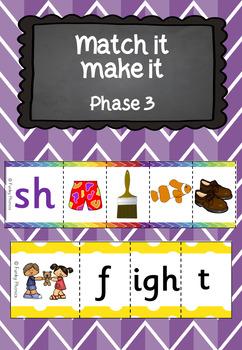 Phase 3 - Match it Make it