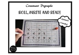 Consonant Digraphs/Diphthongs Roll and Read