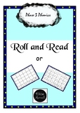 Phase 3 Phonics Roll and Read - or