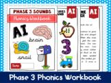 Phase 3 Phonics Workbook - 'ai' sound