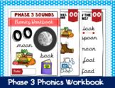 Phase 3 Phonics Workbook - 'oo' sound