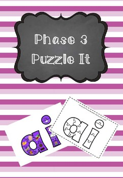 Phase 3 Puzzle It