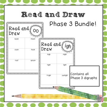 Phase 3 Read and Draw bundle