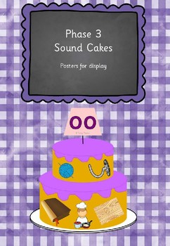 Phase 3 Sound Cakes