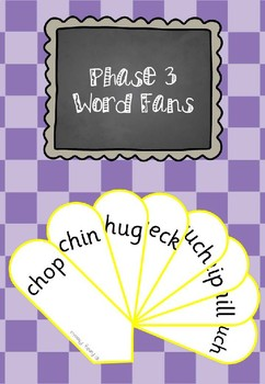 Phase 3 - Word Fans