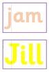 Phase 3 - Word Jigsaws