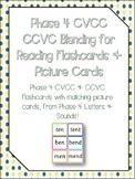 Phase 4 - CVCC - CCVC - Letters & Sounds - NO PREP Resource!