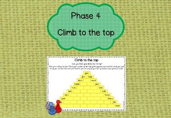 Phase 4 Climb to the Top