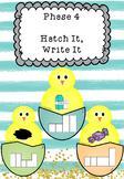 Phase 4 Easter/Spring Phoneme Frames (Chick and Egg)
