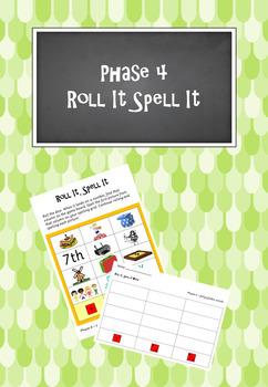 Phase 4 - Roll It Spell It