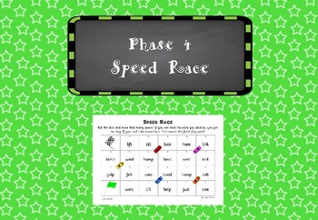 Phase 4 - Speed Race