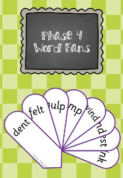 Phase 4 - Word Fans