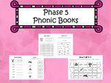 Phase 5 - Phonic Books